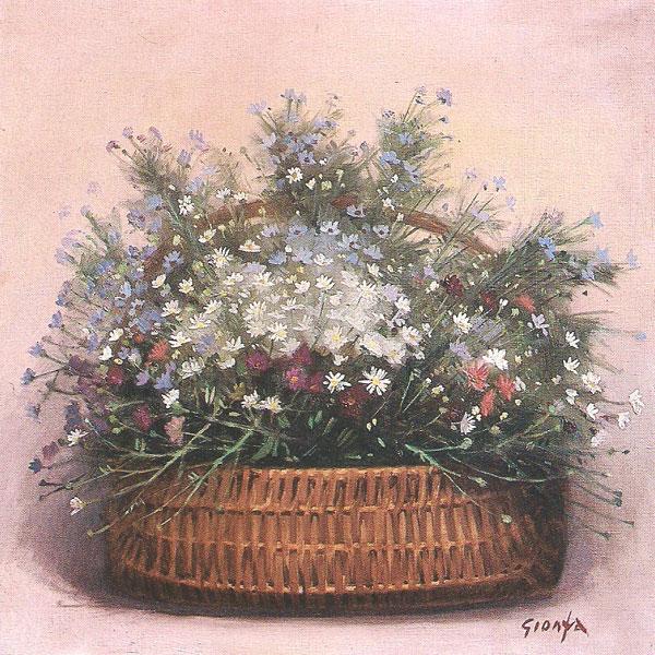 Le opere pittoriche di ortensio gionfra - Settembrini fiori ...